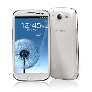 Samsung Galaxy S3 £26 per month / 24mths on T-Mobile, * no handset cost. 300 minutes, Unlimited Texts and 750MB of data @ Mobiles.co.uk