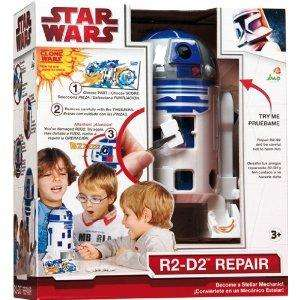 3 D Star Wars R2D2 Repair Game ( operation type game ) now £9.50 del to store @ Tesco