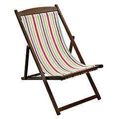 Deck Chair was £30 now £15 @ Sainsburys