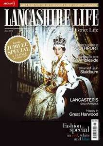 Subscription Save - 12 issues of Lancashire Life magazine for just £12