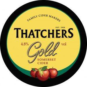 Thatchers Gold cider.24 x500ml bottles @ Makro.70p a bottle