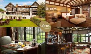 2 night stay for 2 at the stunning Edgewarebury Hotel, close to London for £129 (was £271)- on Gumtree  - corushotels.com