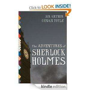 Arthur Conan Doyle - The Adventures of Sherlock Holmes (Illustrated) [Kindle Edition]   - Download Free @ Amazon