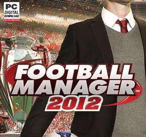 Football Manager 2012 £4.99 @ GetGamesCo (Activates on Steam) PC and Mac