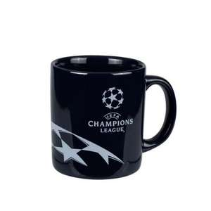 Spurs Champions League Logo Mug  at Tottenham Hotspur shop only £1