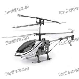 iPhone/iPod Touch/iPad Controlled Rechargeable 3-CH R/C I-Helicopter w/ Gyroscope - Deal Extreme - 50% off at £12.25