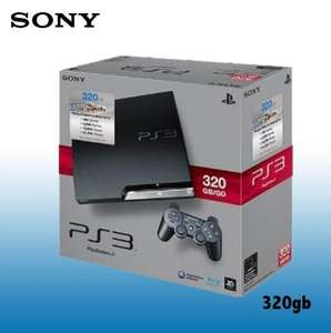 SONY PLAYSTATION 3 CECH-3003B 320GB SLIM CONSOLE REFURBISHED - 149.99 DELIVERED AT TESCO OUTLET