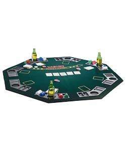 Poker Table from Argos - Half Price - £19.99