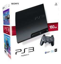 PS3 160GB Console + Ghost Recon: FS, LBP 2 & GT5 + £10 Voucher - £199.99 In store & Online @ GAME & Gamestation