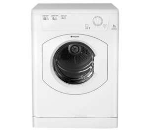 Hotpoint  7kg tumble dryer £148.20 with code plus free delivery @ Dixons