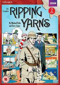Ripping Yarns: The Complete Series £7.34 @ Network DVD