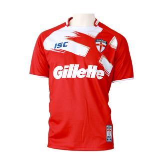 England Rugby League Home/Away shirt £25