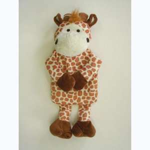 ASDA Hotwater Bottles - Giraffe or Zebra - were £5 - now £3.50 / Heart £2.80