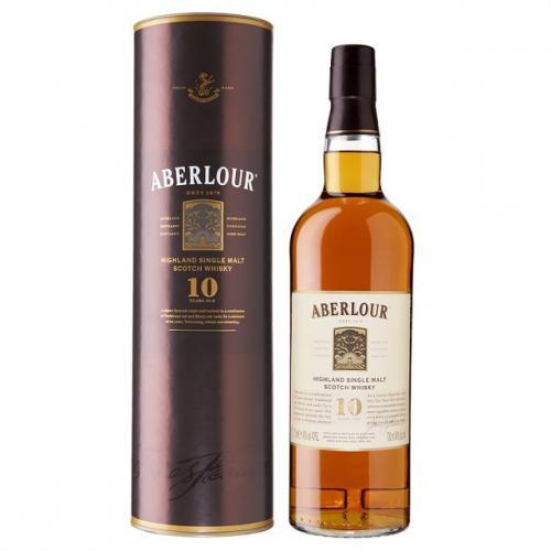 Aberlour 10 Year Speyside Single Malt Whisky 0.7l - £16 @ Asda