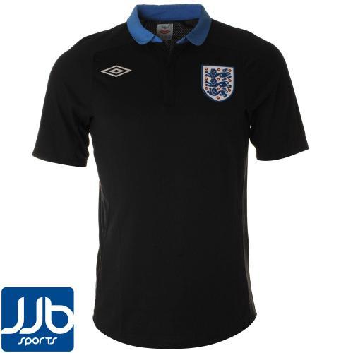 England Away Mens Shirt EURO 2012 @ JJB ebay DOTD £12.50