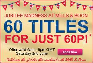 17 Mills and boon books for £5.20 (plus postage for proper book option)