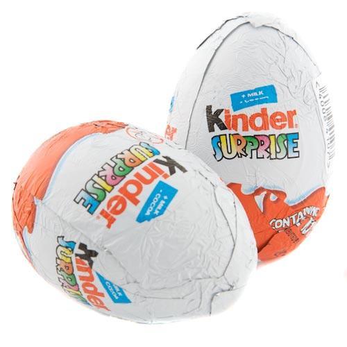 2 Kinder Eggs For £1 At Coop