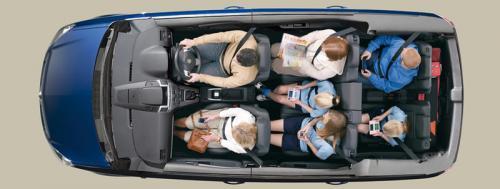 New Vauxhall Zafira MPV 5 Door 1.6i [115] Exclusiv 5dr £10,695 Save £7,855 Carquake