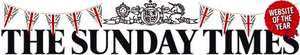 The Times and Sunday Times websites and The Sunday Times iPad edition (free all weekend)
