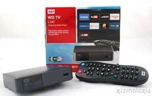 WDTV Live, New Model, Free Delivery £69.99 @ Dabs