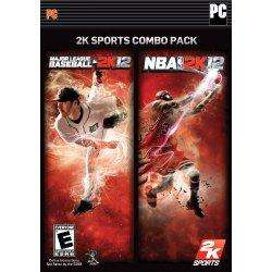 NBA & MLB 2K12 [PC] for $9.99 (~£6,51) each @ #amazon.com (activates on Steam)