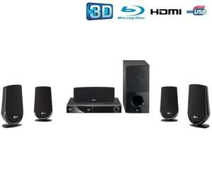 LG HX806SH 5.1 3D Blu-ray Home Cinema System - Only £99.99 Delivered at Currys