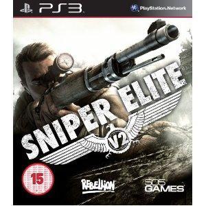 Sniper Elite V2 PS3 and X-Box £22.99 @ Amazon