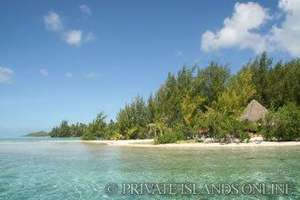 Moute Iti - French Polynesian Island - includes houses - £648,539.00 bargain