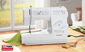 Silvercrest Sewing Machine £59.99 @ Lidl