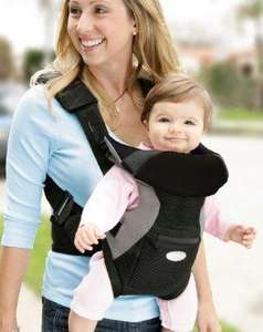 Infantino Front 2 Back Rider Baby Carrier (7.99 HALFORDS)