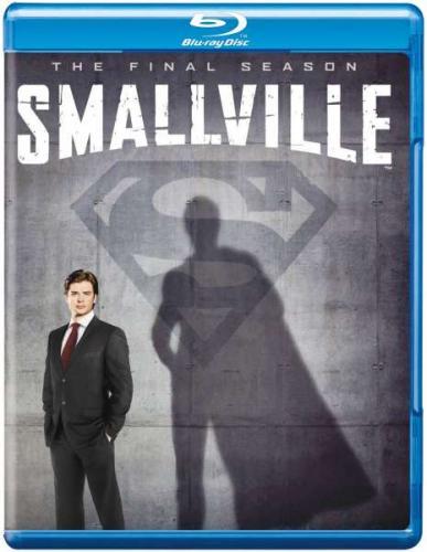 Smallville - Season 10 Blu-ray £9.95 @ Zavvi