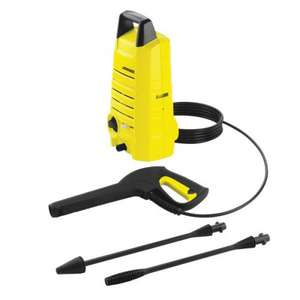 Karcher K2.14 Pressure washer £25.16 @ Tesco Direct Free collect or £5 Delivery (is in the 2x clubcard exchange too)