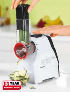 Electric Grater £19.99 @ Lidl From 11th June