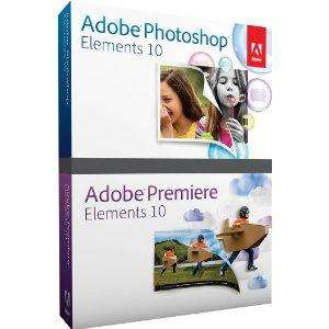 Adobe Photoshop Elements & Premiere Elements 10 Bundle (PC/Mac), £49.00 @ Amazon