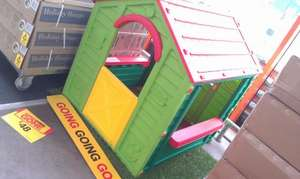 KIDS PLAY HOUSE (B&Q 49.99)