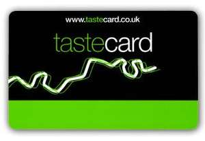 Free 2 month tastecard trial (no credit card sign up)