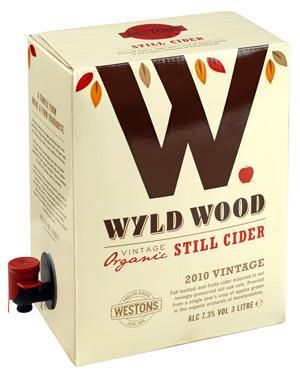 Asda - Westons Vintage Organic Still Cider - 7.3% - 3ltr Box with tap - £5.19