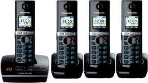 Panasonic KX-TG 8064 Quad Cordless Phone£72 delivered@Ligo Electronics
