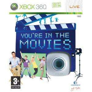 You're in the movies bundle with XBOX live vision camera £0.48 @ Gamestation (Pre-owned)