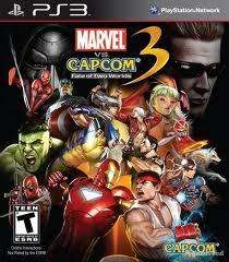 Marvel vs Capcom 3 £10 PS3 IN STORE ONLY at ASDA!