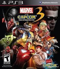 Marvel vs Capcom 3 £10 PS3 IN STORE ONLY at ASDA!