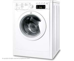 Indesit Advance IWE81281 Washing Machine Freestanding White@ £237 from appliances online