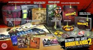 Borderlands 2 Ultimate Loot Chest (PC) £79.99 @ Game