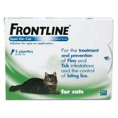 Frontline for Cat and dog half price!  £16.74 @ Co-op pharmacy + £5 off code