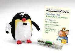 Get Well Friends -  Pedro The Penguin for £9.94 Delivered @ Chemist.net (Nurse Nibbles & Cassie the cat also Aval)