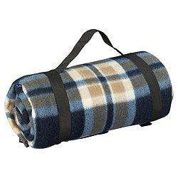 Fleece Car Rug £1.48 *INSTORE MISPRICE* @ Tesco