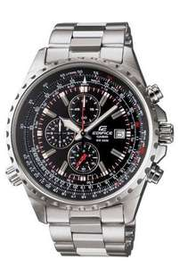 Casio Edifice EF-527D-1AVEF Men's Analog Quartz Watch £60.47 @ Amazon