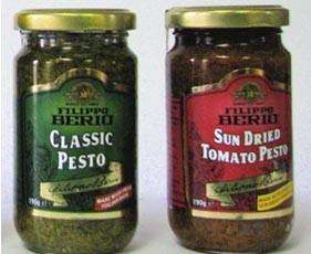 Filippo Berio Pesto 190g (Green and Sun Dried Tomato) ... 99p - Home Bargains