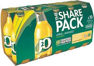 J2O Partypack 30 x 250ml 10.78 @ costco