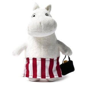 Aurora World 6.5-inch Moomin Mamma Soft Toy now £4.60 del @ Amazon